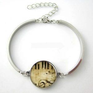Bracelet - Clef (Silver) - whole