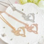 Necklace - Heart in FG Clef_1