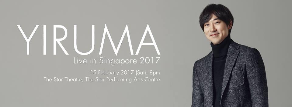 yiruma live in singapore