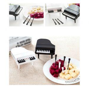 grand piano dessert fork