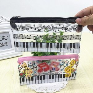 piano keys musical case