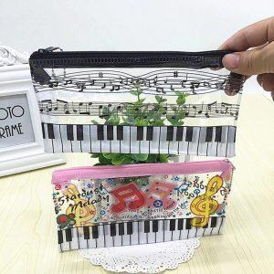 piano keys musical case